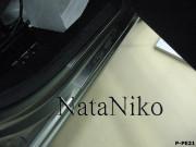 Peugeot Partner 2008-2010 - Порожки внутренние к-т 4 шт. (НатаНико) фото, цена