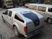 Nissan Navara 2005-2016 - Кунг Star Box (Турция) под покраску фото, цена