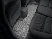 Honda CR-V 2007-2011 - Коврики резиновые, задние, серые. (WeatherTech) фото, цена