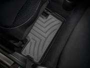 MINI Cooper 2007-2013 - Коврики резиновые с бортиком, задние, черные. (WeatherTech) фото, цена
