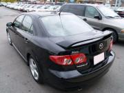 Mazda 6 2002-2007 - Спойлер на крышку багажника со стоп-сигналом (UA) фото, цена