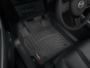 Mazda CX-7 2006-2012 - Коврик резиновый, передний водительский, черный. (WeatherTech) фото, цена