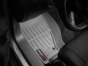 Jeep Cherokee 2008-2013 - Коврики резиновые с бортиком, передние, серые. (WeatherTech) фото, цена