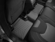 Jeep Cherokee 2014-2019 - Коврик резиновый с бортиком, задний, черный. (WeatherTech) фото, цена