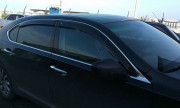Lexus LS 2006-2014 - (Long) Дефлекторы окон (ветровики), к-т 4 шт (CT) фото, цена
