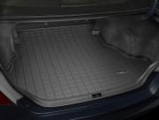 Toyota Camry 2015-2017 - Коврик резиновый в багажник, черный. (WeatherTech) фото, цена