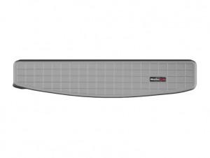 Toyota Highlander 2008-2013 - Коврик резиновый в багажник, серый. (WeatherTech) 7 мест фото, цена