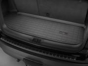 Toyota Highlander 2014-2019 - Коврик резиновый в багажник, черный. (WeatherTech) 7 мест фото, цена