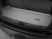 Toyota Highlander 2014-2019 - Коврик резиновый в багажник, серый. (WeatherTech) 7 мест фото, цена