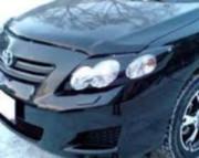 Toyota Corolla 2006-2012 - Защита передних фар, карбон. (EGR)  фото, цена