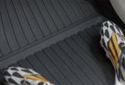 Volvo XC 90 2015-2016 - Коврики в салон, литая пластмасса, к-т 5 шт (Volvo) фото, цена