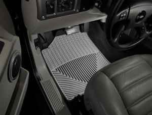 Hummer H2 2002-2009 - Коврики резиновые, передние,серые. (WeatherTech) фото, цена