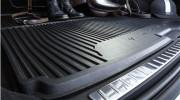 Volvo XC 90 2015-2016 - Коврик в багажник из литой пластмассы (Volvo) фото, цена