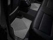 BMW X4 2014-2019 - Коврики резиновые, задние, серые. (WeatherTech) фото, цена