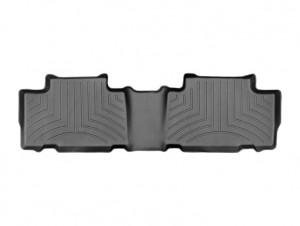 Toyota Rav 4 2006-2012 - Коврики резиновые с бортиком, задние, черные. (WeatherTech) фото, цена