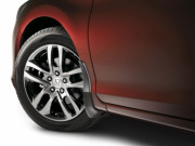Honda Accord 2013-2016 - Брызговики комплект 4 штуки. (Honda) фото, цена