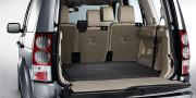 Land Rover Discovery 2005-2016 - Коврик резиновый в багажник (LR) фото, цена