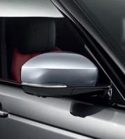 Land Rover Discovery 2010-2016 - Хром накладки на зеркала (LR) фото, цена