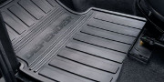 Land Rover Defender 2007-2012 - Коврики резиновые передние (LR) фото, цена