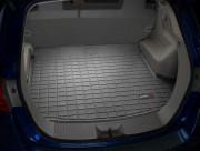 BMW 7 2002-2008 - Коврик резиновый в багажник, черный. (WeatherTech) фото, цена