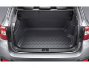 Subaru Outback 2015-2016 - Коврик резиновый в багажник, глубокий (Subaru) фото, цена