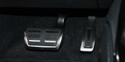 Porsche Cayenne 2010-2014 - Накладки на педали, алюминий, резина. фото, цена