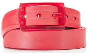 Универсальные товары 1986-2016 - Ремень резиновый, красный. (Starbelt) фото, цена