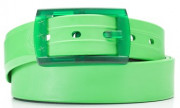 Ремень резиновый, зеленый. (Starbelt) фото, цена
