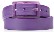 Ремень резиновый, фиолетовый. (Starbelt) фото, цена