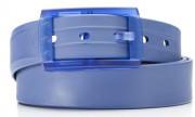 Ремень резиновый, синий. (Starbelt) фото, цена