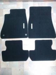 Lexus IS 2005-2014 - Коврики тканевые, к-т 4 шт, черные (Lexus) фото, цена