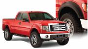 Ford F-150 2010-2016 - Расширители колесных арок, к-т 4 шт (Bushwacker)Exstend A Style. фото, цена