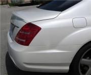 Mercedes-Benz S 2006-2013 - Лип-cпойлер на крышку багажника, UA фото, цена