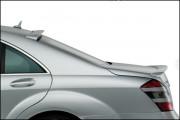 Mercedes-Benz S 2006-2013 - Лип-спойлер на заднее стекло. (UA) фото, цена