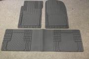 Коврики резиновые универсальные, серые к-т 3 шт. (WeatherTech) фото, цена