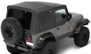 Jeep Wrangler 2002-2007 - Мягкая сьемная крыша (Bestop) фото, цена