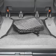Toyota Land Cruiser Prado 2009-2016 - Сетка в багажник горизонтальная. (Toyota) фото, цена
