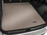 Volvo XC 90 2016-2019 - Коврик резиновый в багажник, бежевый. (WeatherTech) фото, цена