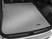 Volvo XC 90 2016-2019 - Коврик резиновый в багажник, серый. (WeatherTech) фото, цена