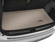 Volvo XC 90 2018 - Коврик резиновый в багажник, 7 мест, бежевый. (WeatherTech) фото, цена