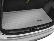 Volvo XC 90 2016-2019 - Коврик резиновый в багажник, 7 мест, серый. (WeatherTech) фото, цена