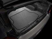 Коврик резиновый в багажник, черный. (WeatherTech) фото, цена