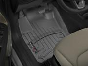 Jeep Renegade 2014-2016 - Коврики резиновые с бортиком, передние, черные, (WeatherTech) фото, цена