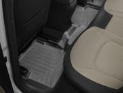 Jeep Renegade 2014-2016 - Коврики резиновые с бортиком, задние, черные, (WeatherTech) фото, цена