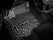 Alfa Romeo 159 2005-2011 - Коврики резиновые с бортиком, передние, черные (WeatherTech) фото, цена