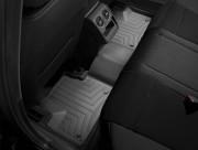 Alfa Romeo 159 2005-2011 - Коврики резиновые с бортиком, задние, черные (WeatherTech) фото, цена