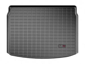 Nissan Qashqai 2014-2016 - Коврик резиновый в багажник, черный. (WeatherTech) фото, цена