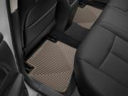 Nissan Altima 2012-2018 - Коврики резиновые, задние, бежевые. (WeatherTech) фото, цена