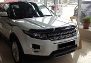 Land Rover Discovery Sport 2015-2017 - Дефлектор капота (мухобойка), темный. (EGR) фото, цена