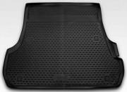 Toyota Land Cruiser 2008-2017 - Коврик резиновый с бортиком в багажник, черный, 5 мест (WeatherTech) фото, цена